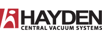 Hayden Central Vacuums, Inlet Kits, Hoses, Valves sold and repaired through near Brookfield and Milwaukee WI company